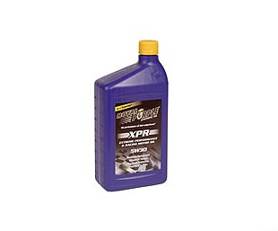 Olio Motore Sintetico Racing RP9 0W10 Royal Purple Lt. 0.946