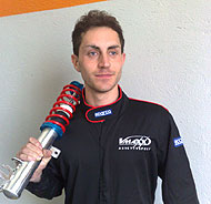 Sparco Mechanic overall sponsored by V-Maxx