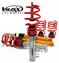 V-Maxx Coilover kit - height-damping adjustable